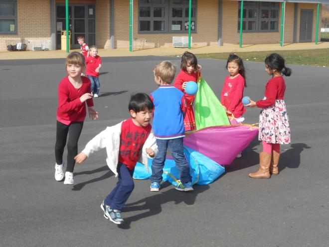 Choosing our learning outside