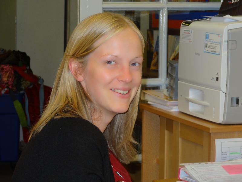 Mrs Allsop Y6, Upper KS2 Leader