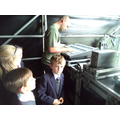 Sound and lighting technicians of the future?