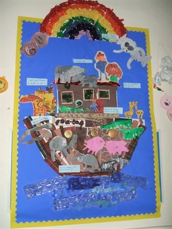 Foundation's Noah's Ark Collage