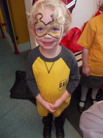 Our Animals from our class Assembly