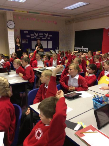 We asked some challenging questions!