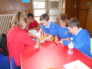 June 2014 - Higham Lane Numeracy Workshop - Year 5 6