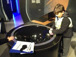 December 2013 - Jodrell Bank Discovery Centre - Year 5. 15