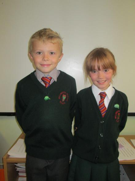 Eco School Council representatives