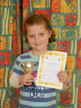 Speakman Cups for Achievement Spring term 2014 5