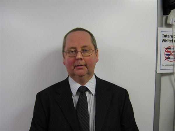 Henry Murray, Chair of Governors