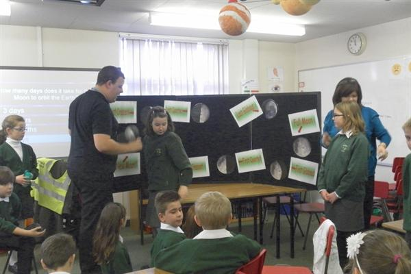 Year 5 Space Day