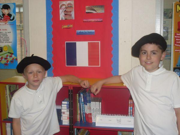A super day of experiencing French culture