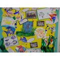 Our 'under the sea' display.