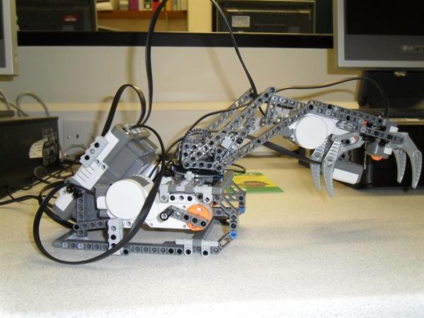 Lego Technology Club - NXT