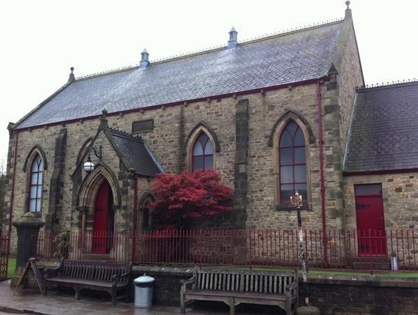 Beamish - Chapel (Oct 13)