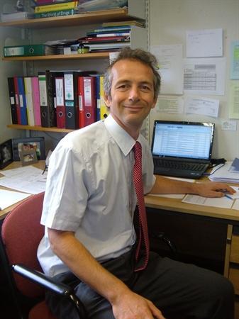 John Clarke Headteacher