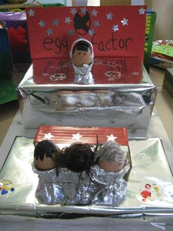 Egg Factor by Fin!