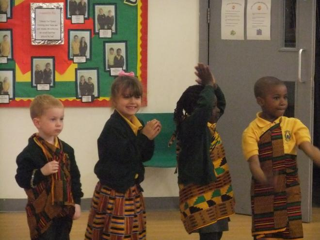 African workshop - 14th October 2013