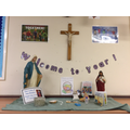 Year 1 Prayer Corner
