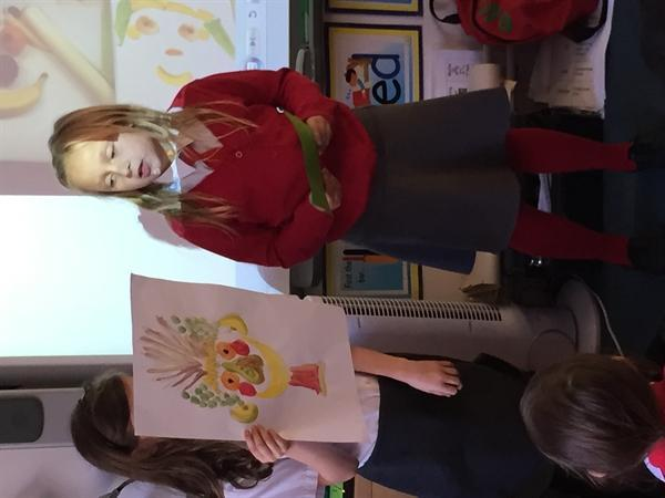 Peer-Assessing Year Two's Work
