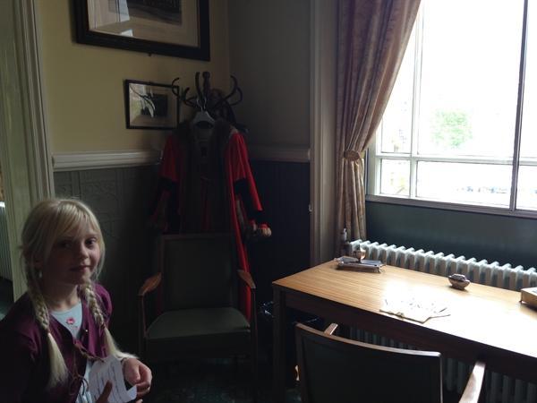 Mayor's Private Chambers