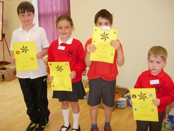 Star of the week - 10th Sept