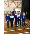 Suffolk Healthy Ambitions Award Winners 2013