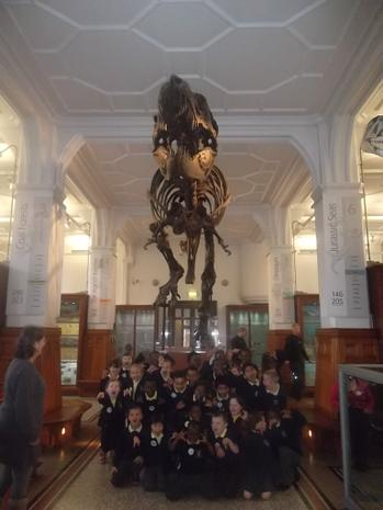 Year 2 at Manchester Museum