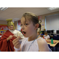 Trying Our Roman Snails