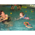 Parent and Toddler Swimming Session