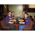 Dinner @ Premier Inn Wembley Stadium - March 2011