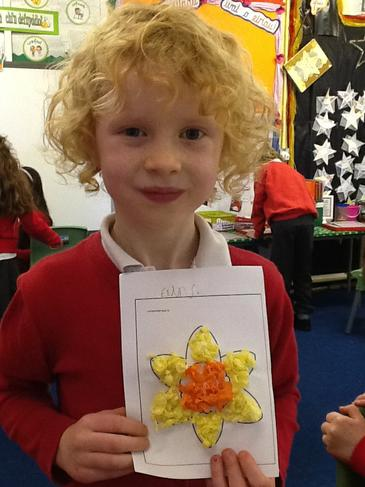 Dyna gwaith hyfryd! What wonderful work!