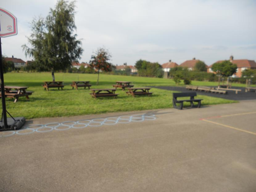 Our Play Area/Picnic Area