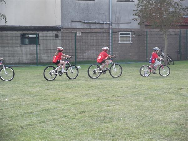 Cycling course