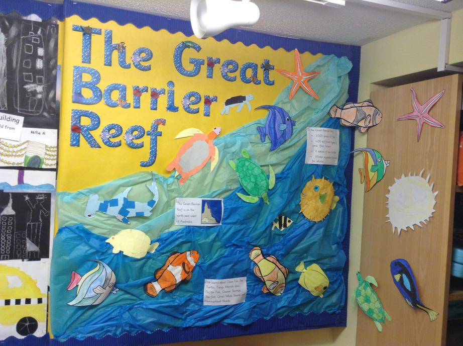International Day - The Great Barrier Reef