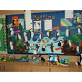 Puffins Display: Year 2