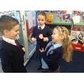 We made news programmes!