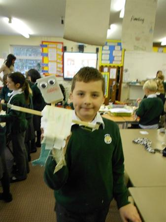 Design and Technology: Puppets