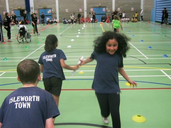 Brentford Leisure Centre Sport Event