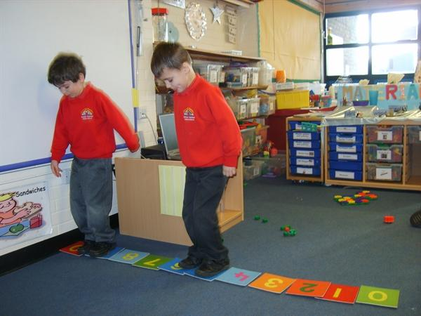 Fun and practical in Year R