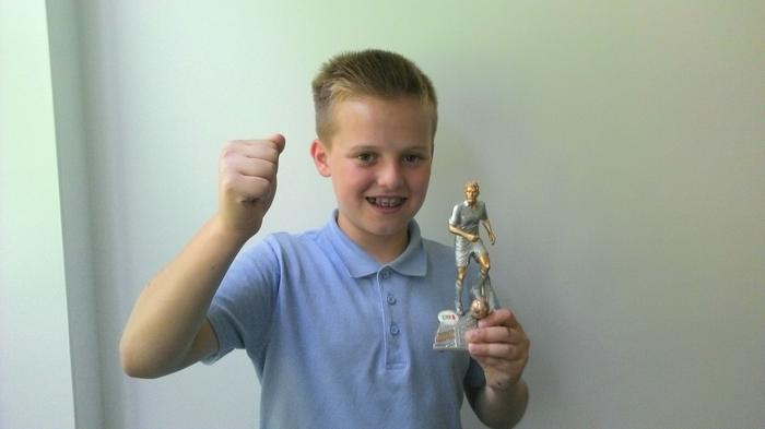 Daniel - Manager's Player of the Year (U11's)