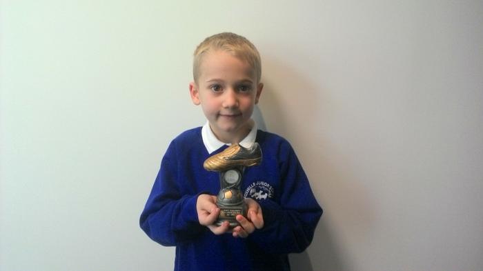 Ashton - Football Award