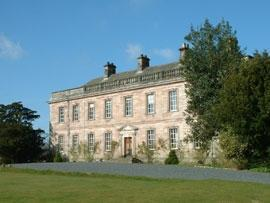 Dalemain House