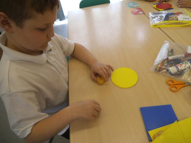 learning about 2d and 3d shapes