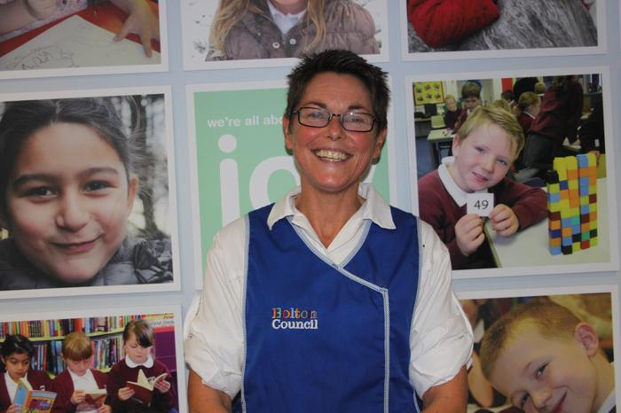 Mrs A Littler-Adamson - School Meals Supervisor