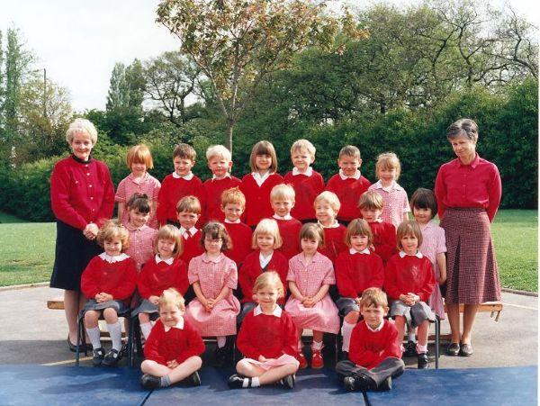 Class Photo from the mid 90's