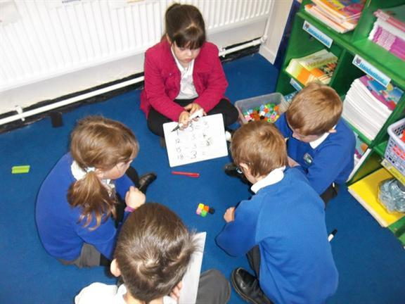 Year Four Maths Game