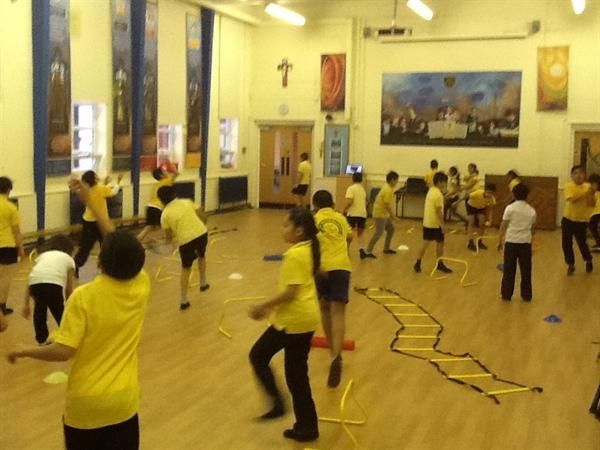 Sports Clubs at English Martyrs
