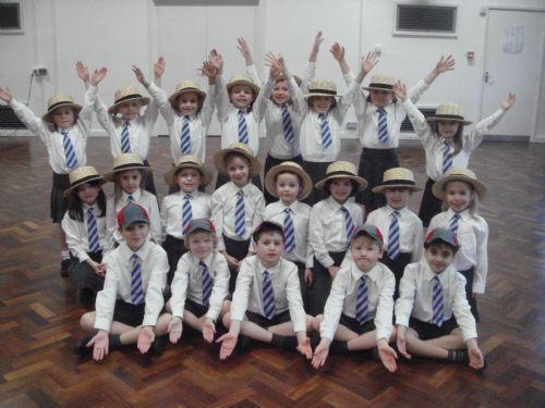 Perform 'Naughty' from Matilda the Musical