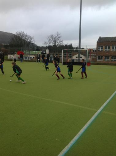 Hockey - The Chase - February 2015