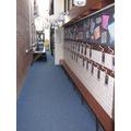 18. Year 2 corridor