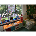 Interactive maths area