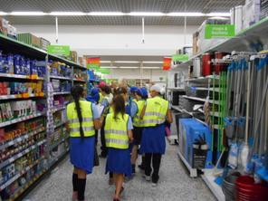 June 2014 - Asda shopping experience - Year 6 2